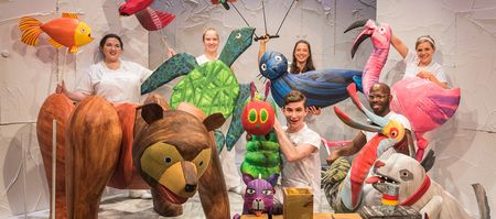 The Very Hungry Caterpillar Show at Blackpool Grand Theatre July 2019