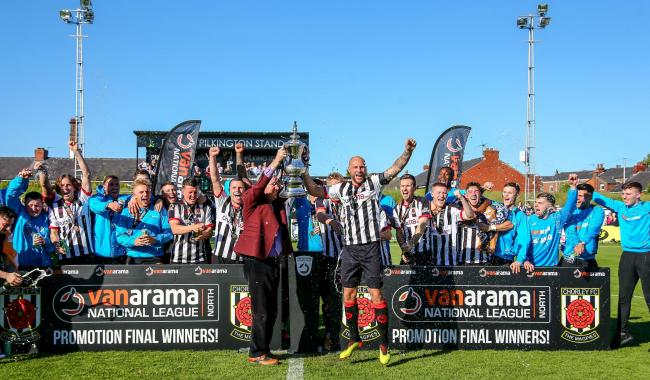 Chorley will begin their Vanarama National League campaign at home to Bromley