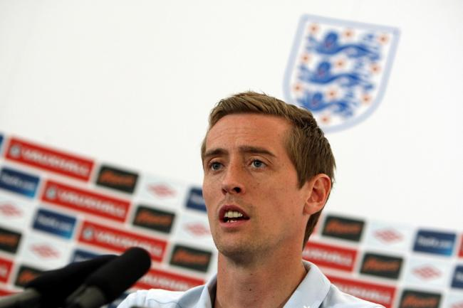 Peter Crouch made 42 appearances for England, scoring 22 goals
