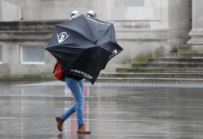 Forecasters issue warning for heavy rain across Chorley