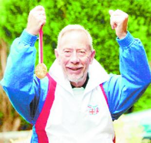 Chorley walker takes Masters' crown