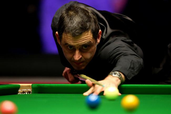 Ronnie O'Sullivan is looking for a third straight title in Shanghai