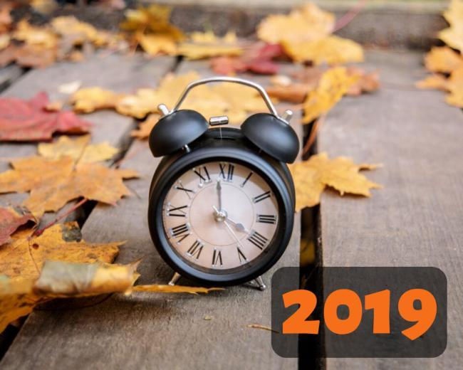 When do the clocks go back in 2019? PIC: Getty
