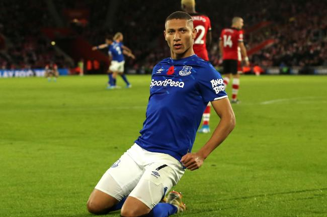 Richarlison was Everton's match-winner