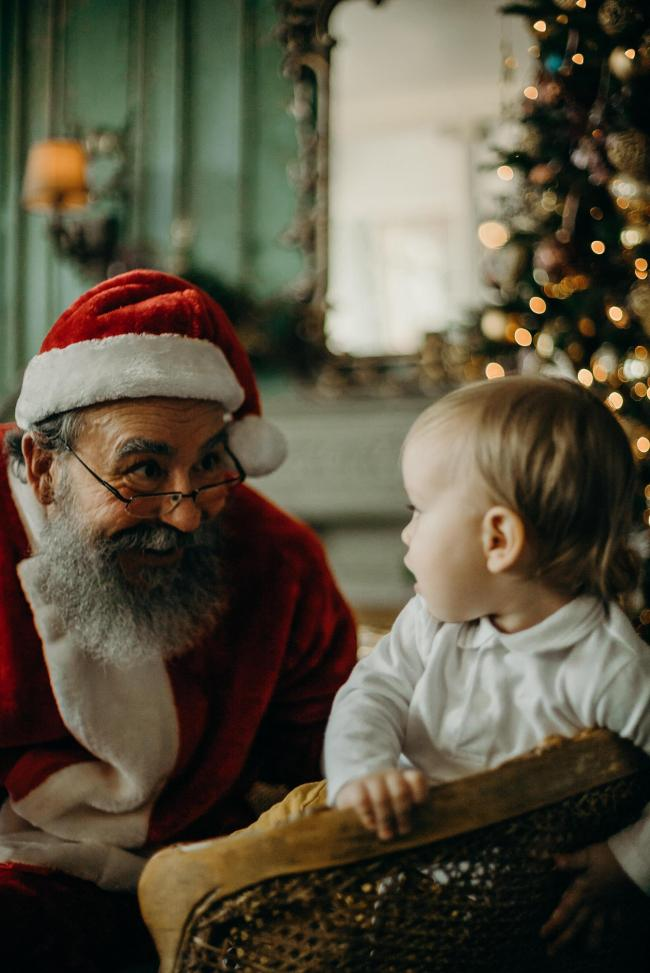 Where to visit Father Christmas in East Lancashire