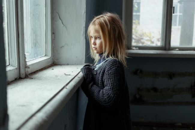 Generic photograph of a little girl