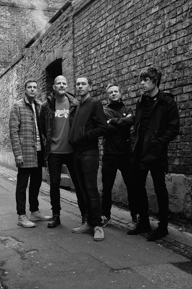 1990s Indie stars Shed Seven set to play Blackburn and Manchester