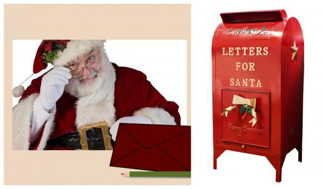 How to get a letter from Santa