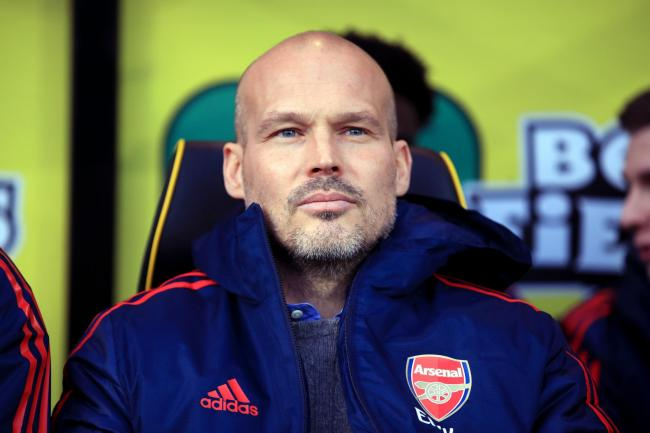 Ljungberg says he does not want to throw all of his young players into such a difficult situation