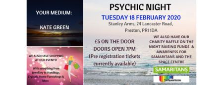 Psychic Night Stanley Arms