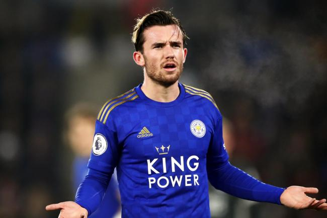 Leicester defender Ben Chilwell recently came under fire from fans