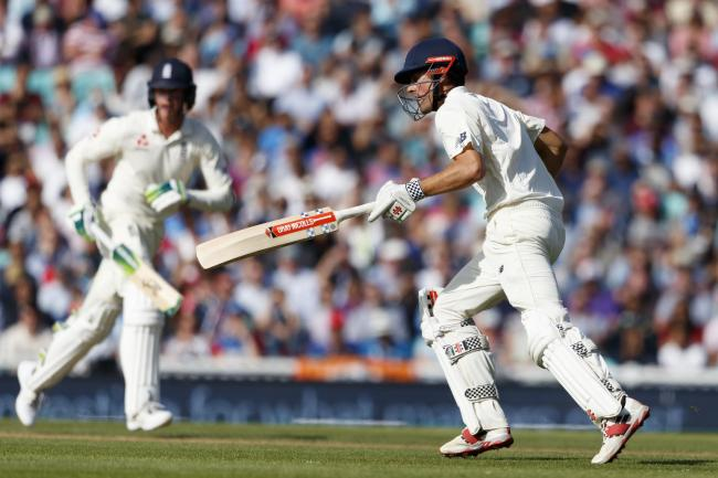 England v India – Fifth Test – Day Three – The Kia Oval