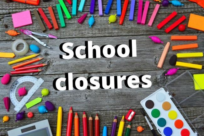 SCHOOL CLOSURES: We've put together a list of the schools closed across the county