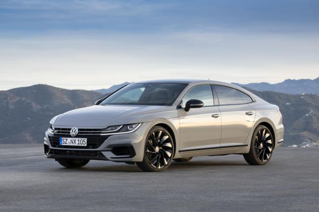 The VW Arteon