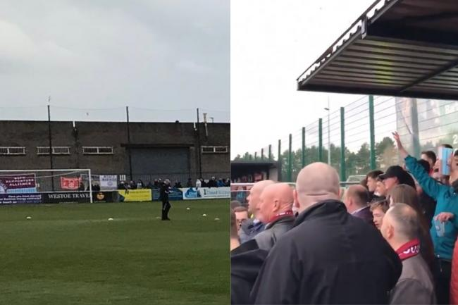 South Shields Fc Break Attendance Record As Displaced Fans Descend On Stadium Chorley Citizen