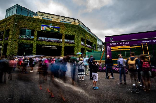 Wimbledon are considering whether to postpone or cancel the championships