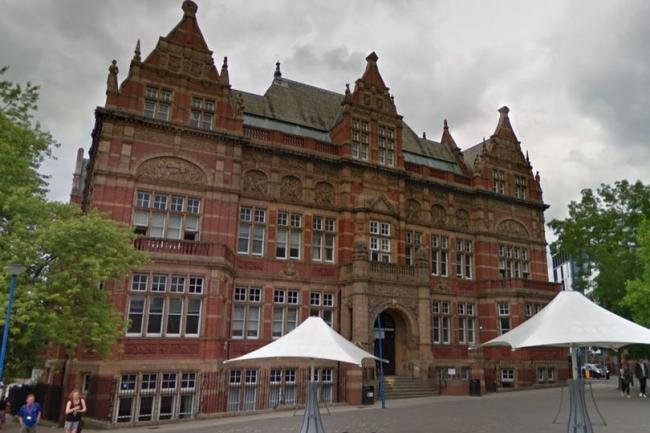 Blackburn College Victoria Building: Protests will be held agaist the proposed closure later in the week