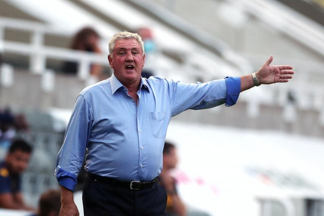 Newcastle head coach Steve Bruce has vowed to carry on regardless
