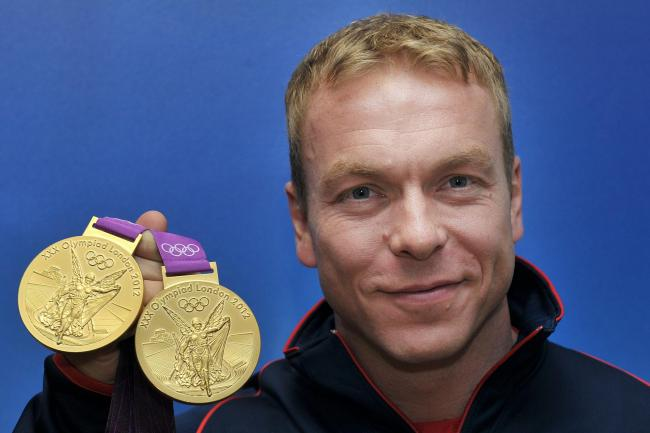 Sir Chris Hoy won two gold medals at London 2012 to become Great Britain's most decorated Olympian