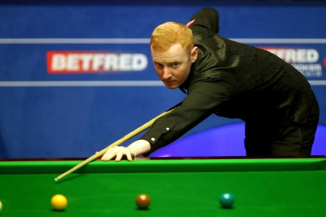 2018 Betfred Snooker World Championships – Day Nine – The Crucible