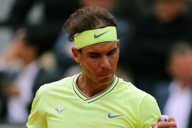 Rafael Nadal could have his work cut out at Roland Garros this year