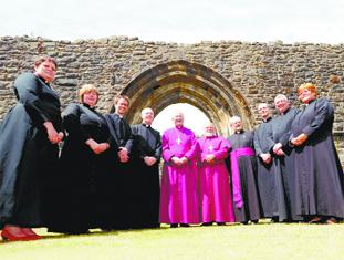 Women rev-ved up to join clergy in Lancashire