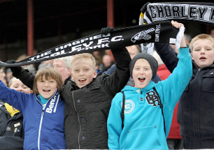 APPEAL Chorley FC fans