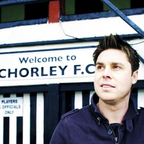 EYEING UP PROMOTION Chorley boss Garry Flitcroft