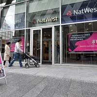 A NatWest bank in Spinningfield in Manchester, as NatWest opens 1,200 branches across the country
