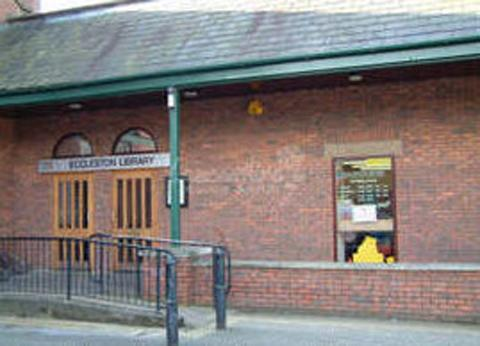 Eccleston Library is set to be refurbished