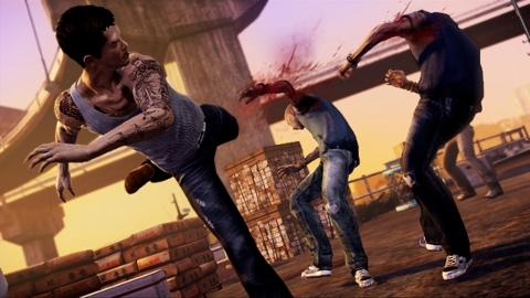 Review: Sleeping Dogs, Xbox 360