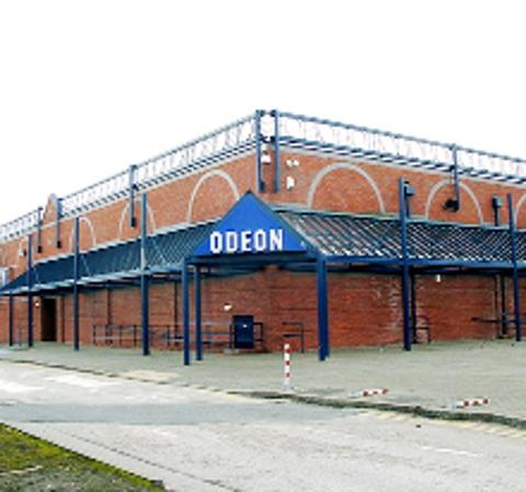 SCENE OF INCIDENT The Odeon cinema, Preston