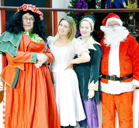 Don't miss Chorley's traditional panto