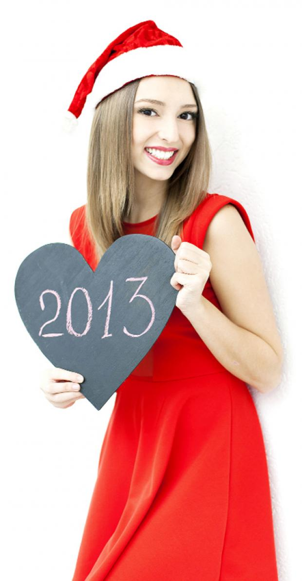 East Lancashire women reveal their 2013 resolutions