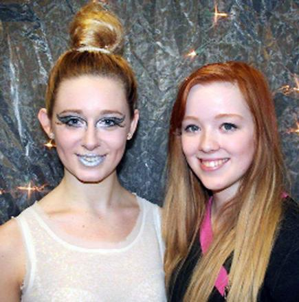 Alice Waddington and Chloe Young