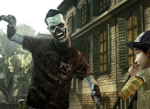 Review: The Walking Dead, XBox 360