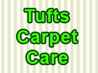 Tufts Carpet Care