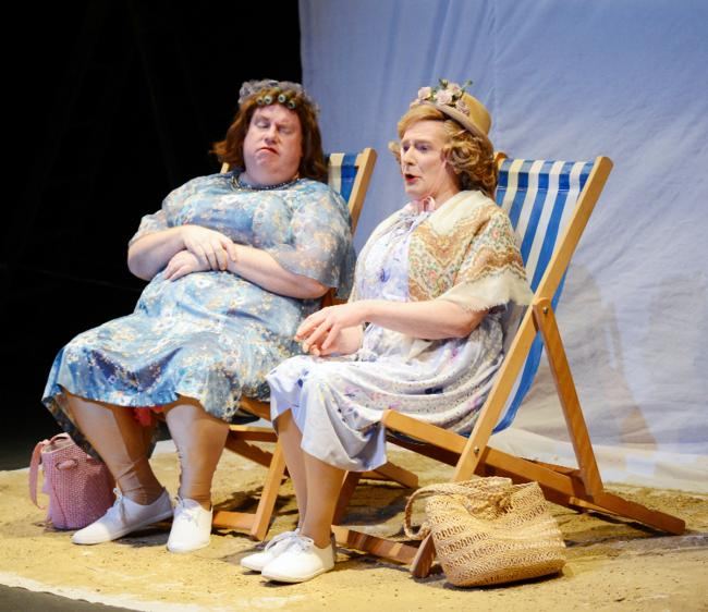Cissie and Ada – An Hysterical Rectomy will be rehearsed in Chorley