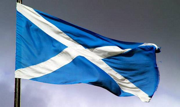Helen Mead: I'm right behind you, Scotland!