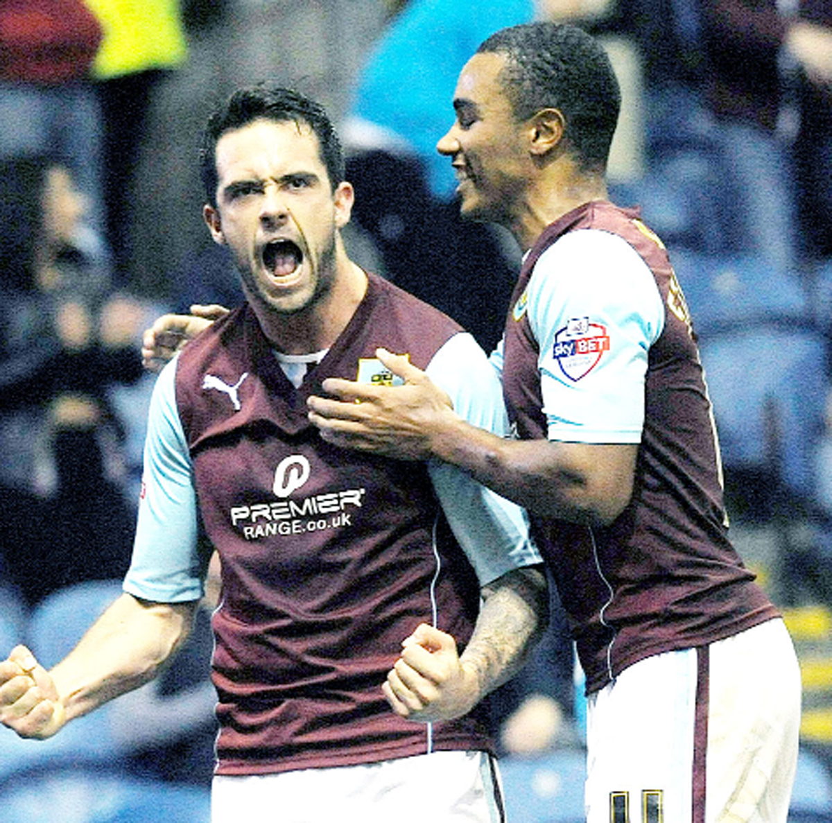 Blackburn Rovers fan apologises for offensive tweet about Burnley player