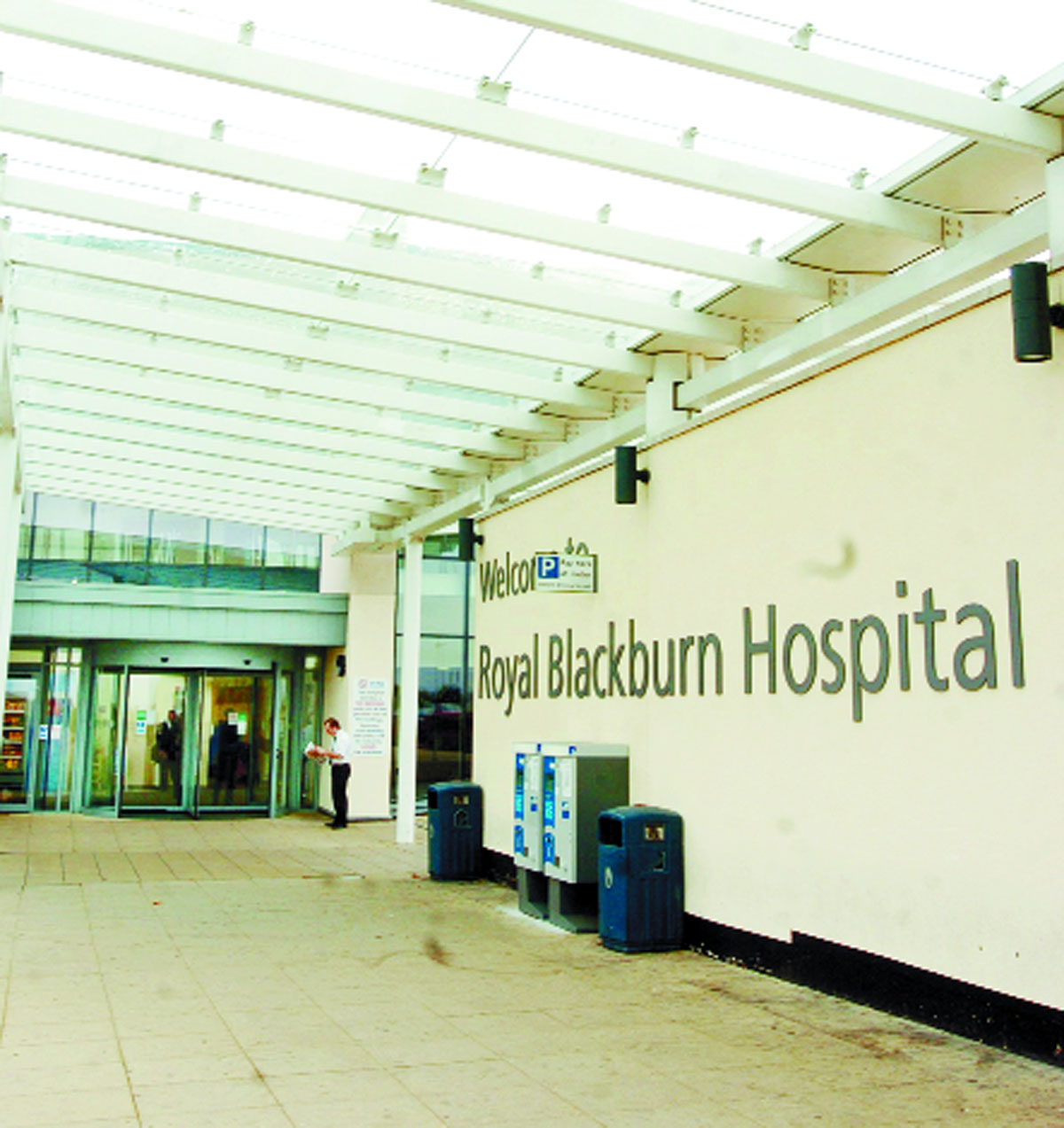'Good progress over hospitals' in East Lancashire