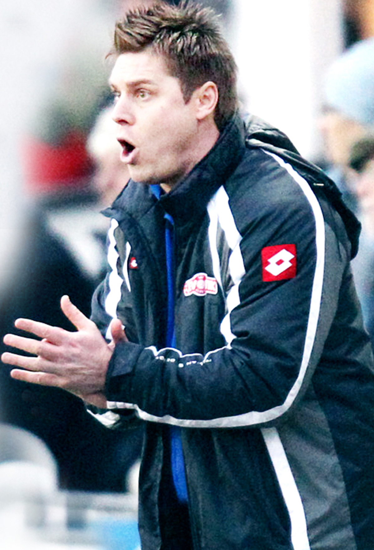 Garry Flitcroft was delighted with Chorley's nap hand