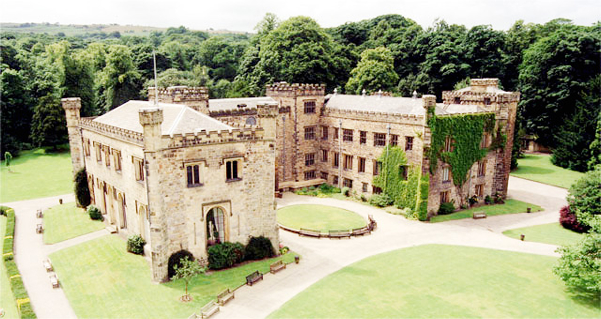 Towneley Hall would benefit