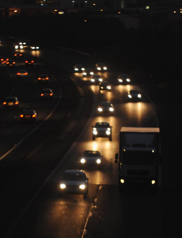 Chorley Citizen: Fury as council set to plunge more of M65 into darkness