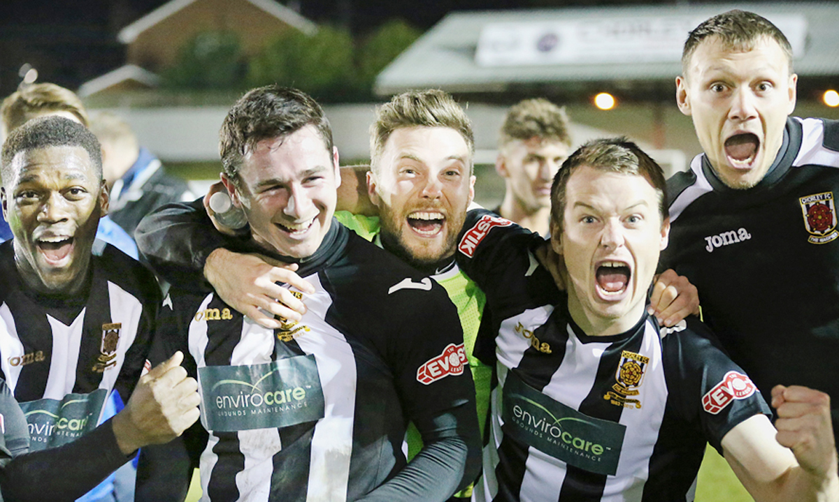 Chorley get another shot at glory