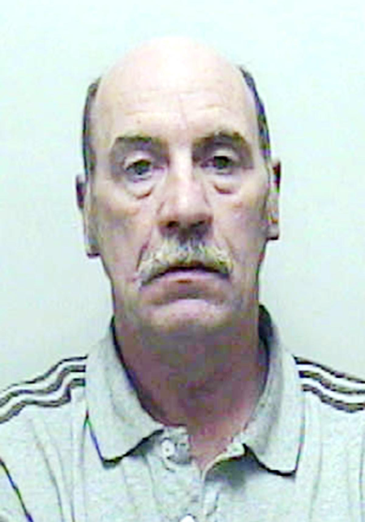 JAILED: George Montgomery