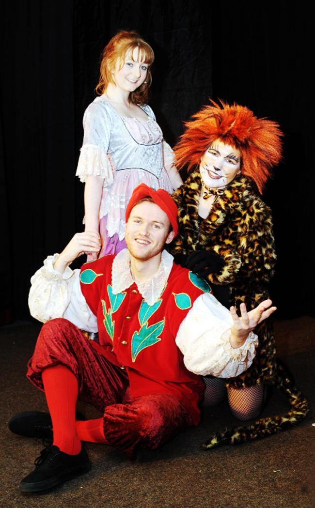 Britain's Got Talent star joins pantomime team for classic story in Hoghton