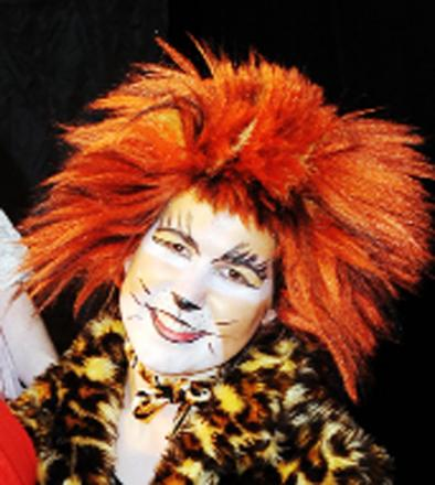 Louise Brindle as Tommy the Cat