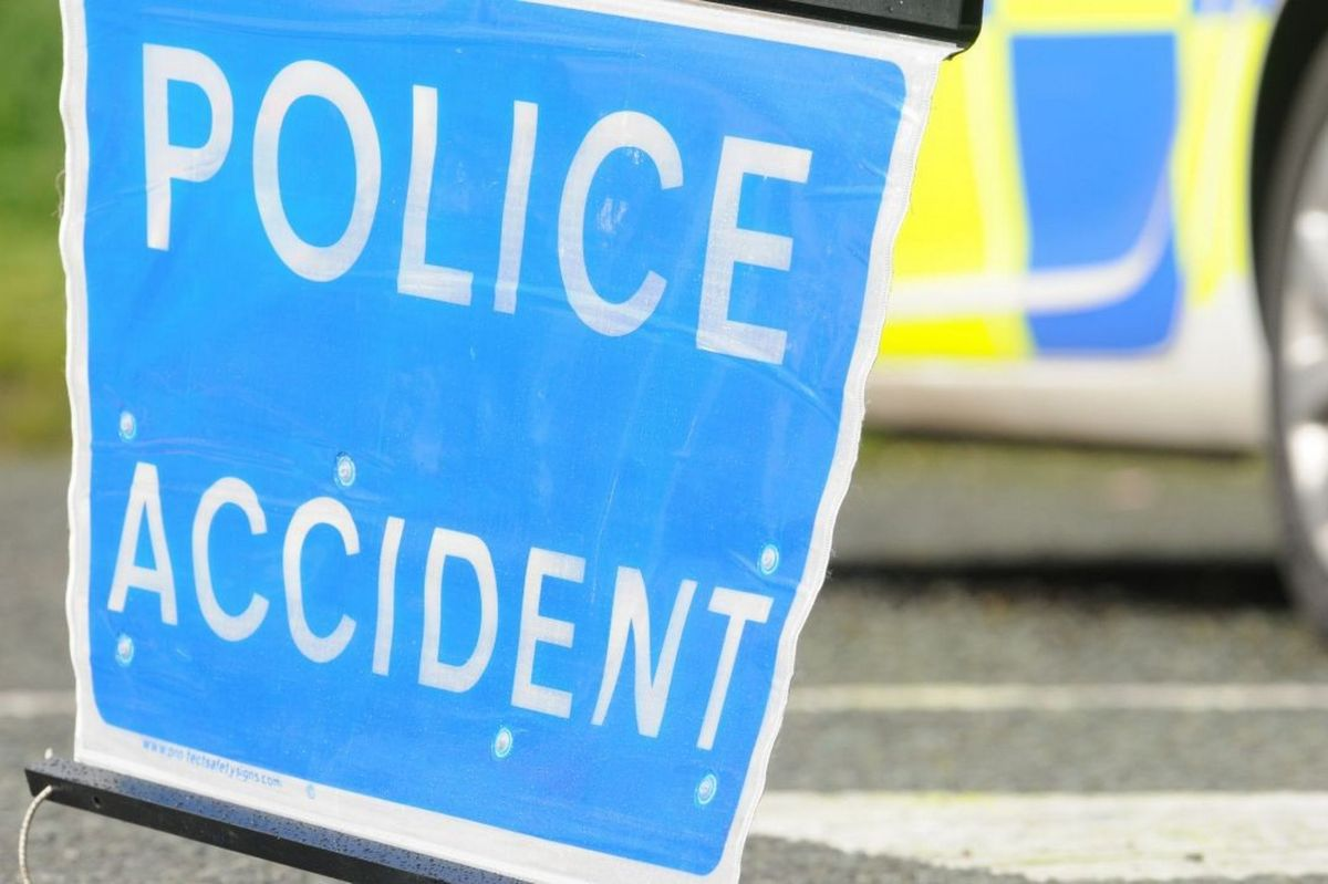 Four people taken to hospital after three-car smash in Chorley