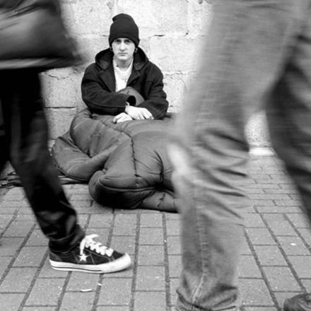 Strangers rally to help East Lancs homeless